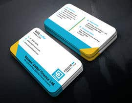 #147 for Redesign of Business Card - Finance Company by DesignSans