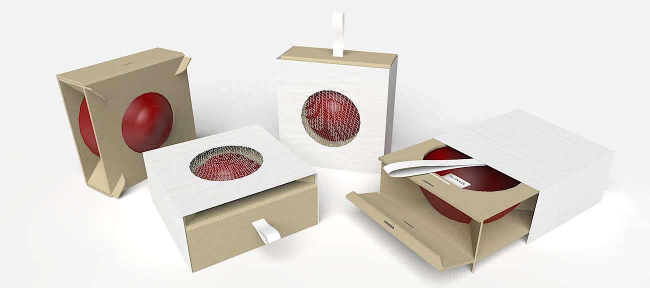Participación en el concurso Nro.                                        5                                      para                                         Packing Design