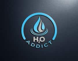 nº 169 pour H20 Addict Logo par abknayeem