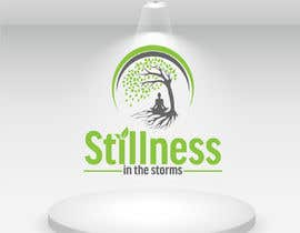 #152 for Logo Design Stillness in The Storms by Maxbah