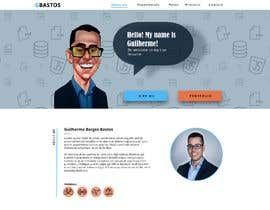#34 for Build me the design of my personal 'Single Page Resume' website. by Nastassy