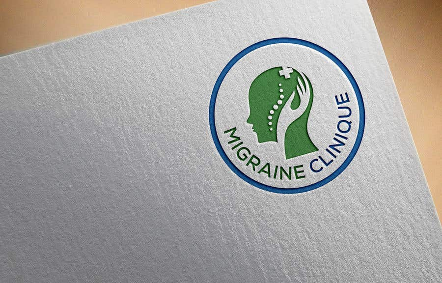 Contest Entry #                                        245                                      for                                         Creat a Logo for a Migraine Clinic