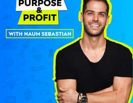 #55 для Purpose and Profit Podcast Cover от aadesigne