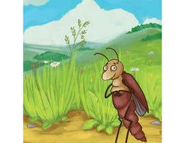 #15 for Childrens book about a firefly af Antonija93