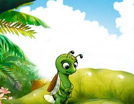 #71 for Childrens book about a firefly af EfraimVF