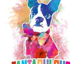 tarikulkerabo tarafından To create an image / design for a T-shirt based on a real dog picture. için no 18
