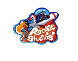 #134 for Rocket Kid Studios Logo by durga4927