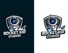 #138 for Rocket Kid Studios Logo by rafliaziz