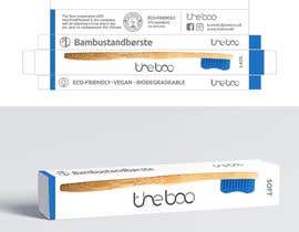 nº 17 pour Packaging for a bamboo toothbrush par TiannahLo
