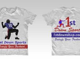 #40 untuk Tshirt Design-Sports Related oleh SpiritDesigner