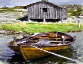 #18 para Oil painting de sonnybautista143