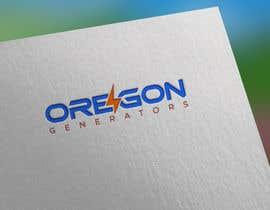 Nro 1968 kilpailuun Oregon Generators Logo käyttäjältä designerdepot02