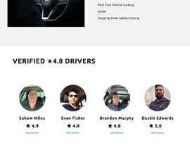 Nro 25 kilpailuun Landing Page Design käyttäjältä valenulloa