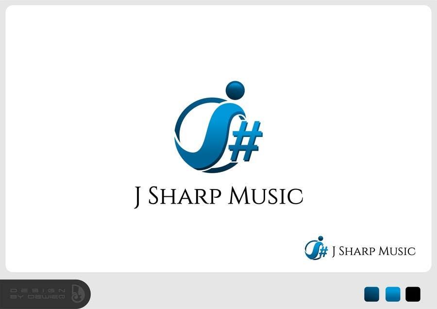 Logo Design For J Sharp Music Freelancer