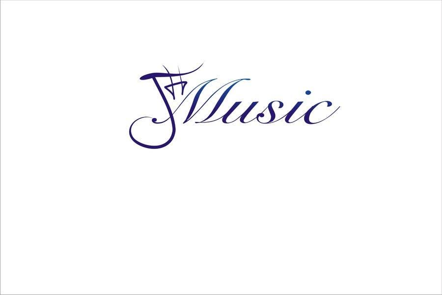 Konkurrenceindlæg #122 for Logo Design for J Sharp Music