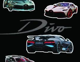 #18 for 5 Images for Bugatti Divo by SajjadJaved21