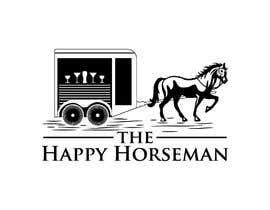 Nro 25 kilpailuun logo for The Happy Horseman käyttäjältä SahirShakib231