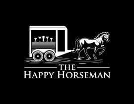 Nro 26 kilpailuun logo for The Happy Horseman käyttäjältä SahirShakib231