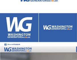 #221 untuk Minor logo refresh for Washington Generators oleh raihan1212