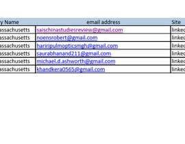 Nro 5 kilpailuun Harvard Lampoon Contact Search käyttäjältä MaheenChaudhry12