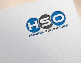 Nro 98 kilpailuun Logo Creation - My FB Group (Funnel Finish Line) Needs A Logo Centered Around Hook Story Offer käyttäjältä ta67755