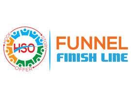 Nro 100 kilpailuun Logo Creation - My FB Group (Funnel Finish Line) Needs A Logo Centered Around Hook Story Offer käyttäjältä shahinhasanttt11