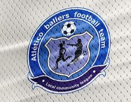 #72 untuk needs a cool and young logo for a soccer team oleh naimur085