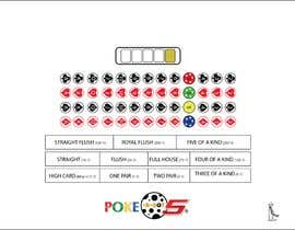#4 for New Live Casino Table Game Layout Design Needed (EXPERIENCE WITH AMERICAN ROULETTE LAYOUT DESIGN PREFERRED) -- 2 by wandafril