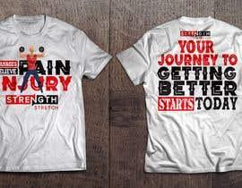 #88 pentru Tshirt design for my company de către keyrodons