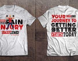 #90 pentru Tshirt design for my company de către keyrodons