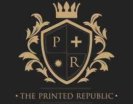"""#11 for Design 5 T-Shirts and/or Gear for a 3D Printing/Tabletop Gaming Business - """"The Printed Republic"""" by launchExtinct"""