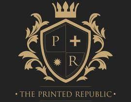 "Nro 11 kilpailuun Design 5 T-Shirts and/or Gear for a 3D Printing/Tabletop Gaming Business - ""The Printed Republic"" käyttäjältä launchExtinct"