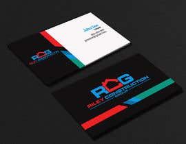 #218 untuk Need a business card layout made oleh rakibul263