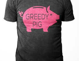 #38 for Greedy Pig T shirt by Exer1976
