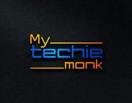 """#91 for Logo for technology website name """"Mytechiemonk"""" by mdkawshairullah"""