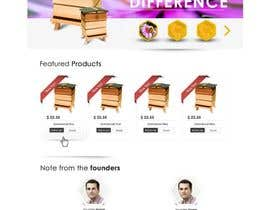 #17 for Website Design for newly designed beehive eCommerce site af SadunKodagoda