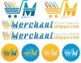 #57 for Logo Design for Merchantshoppe.com by pateljayendra78