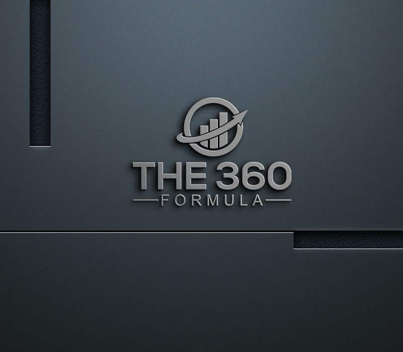 Participación en el concurso Nro.                                        68                                      para                                         Create a logo - The 360 FORMula