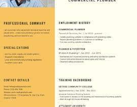 #26 untuk rewrite resume (CV) and write a cover later oleh kayunn