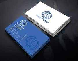 """Nro 32 kilpailuun Design Logo & Visiting card for my Software Company/startup """"TechamityApps"""" käyttäjältä RUMONQWERTY"""