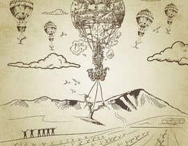 #11 untuk Ilustración steampunk oleh Vishnu988