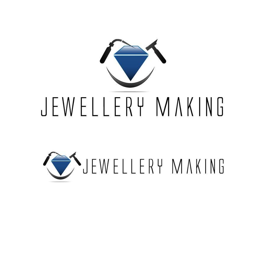 Penyertaan Peraduan #                                        18                                      untuk                                         Logo Design for JewelleryMaking.co