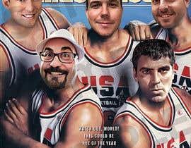 #7 для USA Dream Team Cover от vungurean
