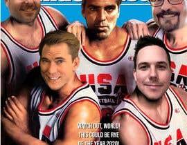 #8 для USA Dream Team Cover от nubelo_N6IErUBM