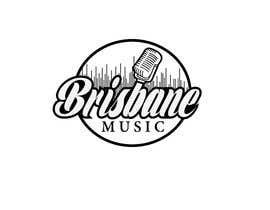 abusayedtusher99 tarafından Brisbane Music Logo Design için no 26
