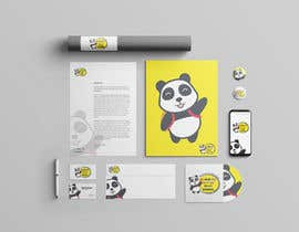 #4 for need a complete branding , identity and stationery designs af hmideias
