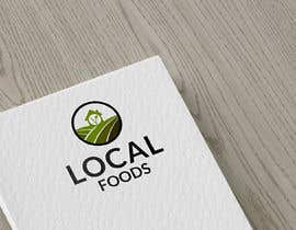 #90 for Logo Design - Local Food distribution / logistics by sumanrahman