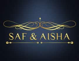 #106 cho logo for wedding ( Saf & Aisha ) or ( S & A ) bởi jubayedahmed
