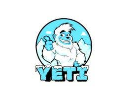 #4 for Make a logo - FACE OF A YETI by Saiful236