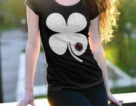 #26 for T-Shirt Design: Baseball Saint Patrick's Day Design by voltes098